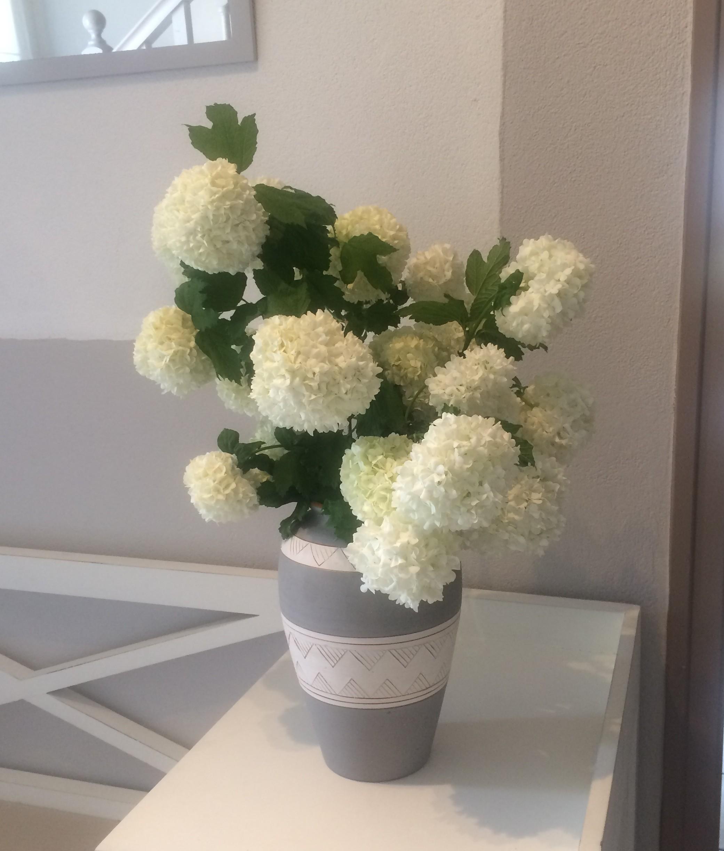 bouquet de boules de neige