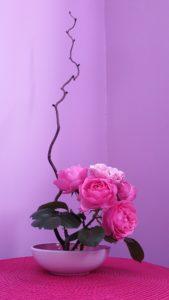 Bouquets tordus de printemps