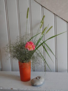 Bouquets de juillet sans fleurs (ou presque)