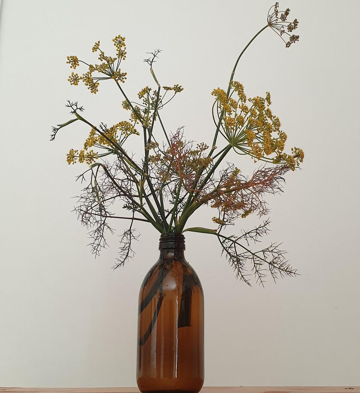 Bouquets simplissimes d'été.